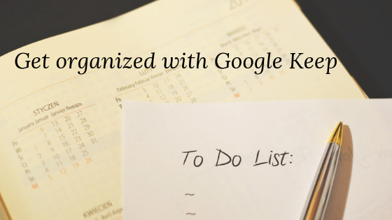 google-keep-business-organization