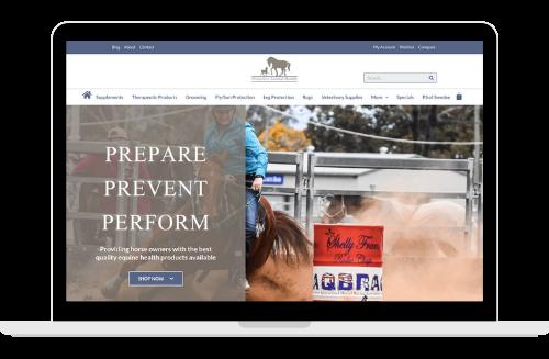 Proactive Animal Health Website