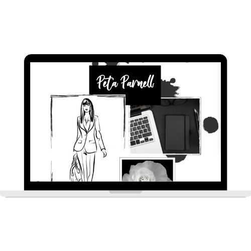 Peta Parnell Website