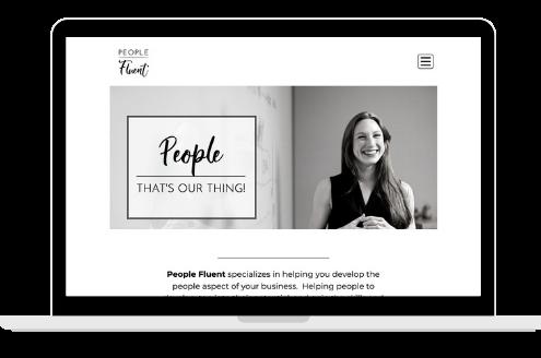 People Fluent Website